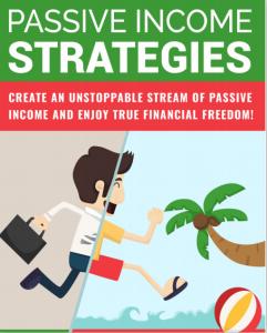 Passive Income Startegies